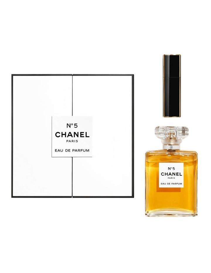 N°5 Eau de Parfum 100ml   Mini Twist and Spray 7ml Coffret image 1