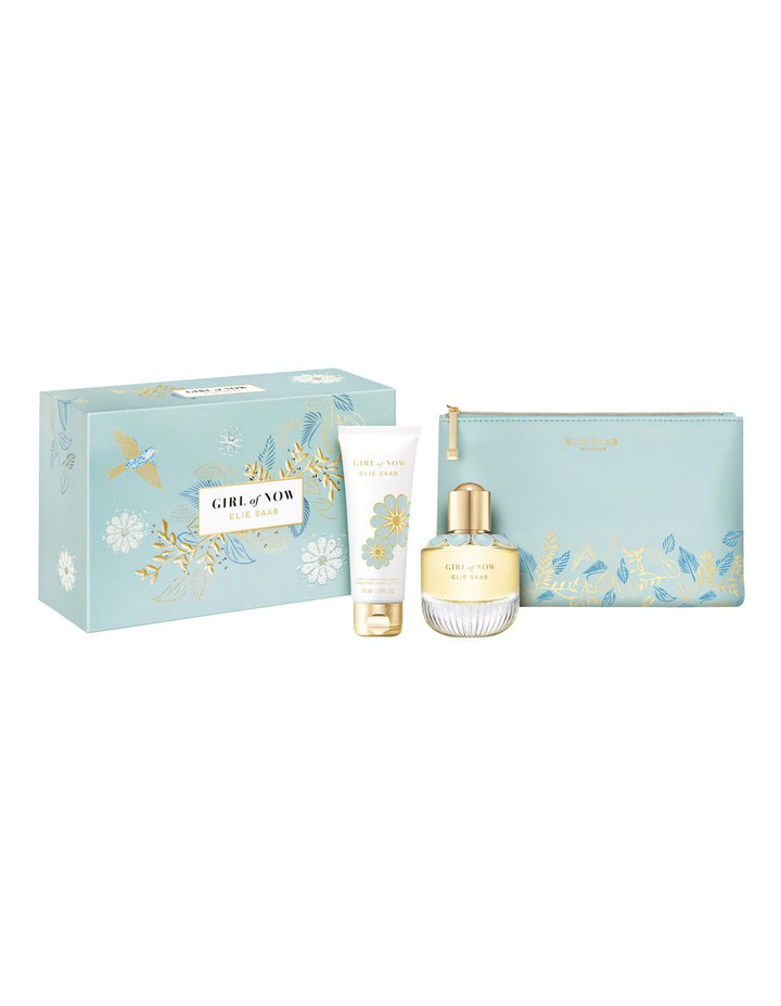 Girl Of Now Mother's Day Accessible Set - Girl Of Now Eau de Parfum 50ml   Body Lotion 75ml   Couture Pouch image 1