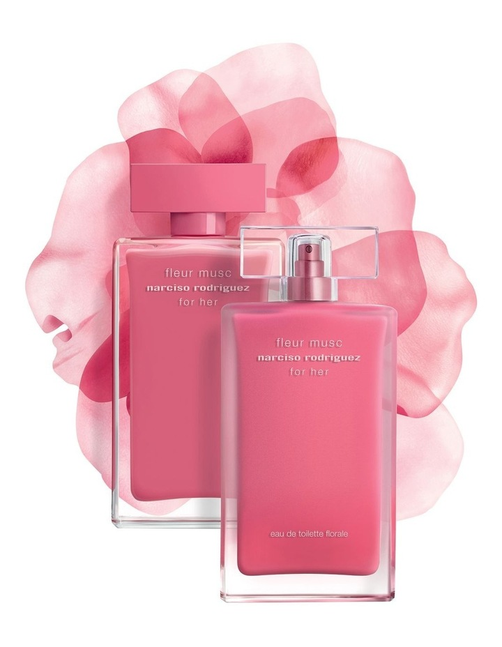 For Her Fleur Musc EDT Florale image 3
