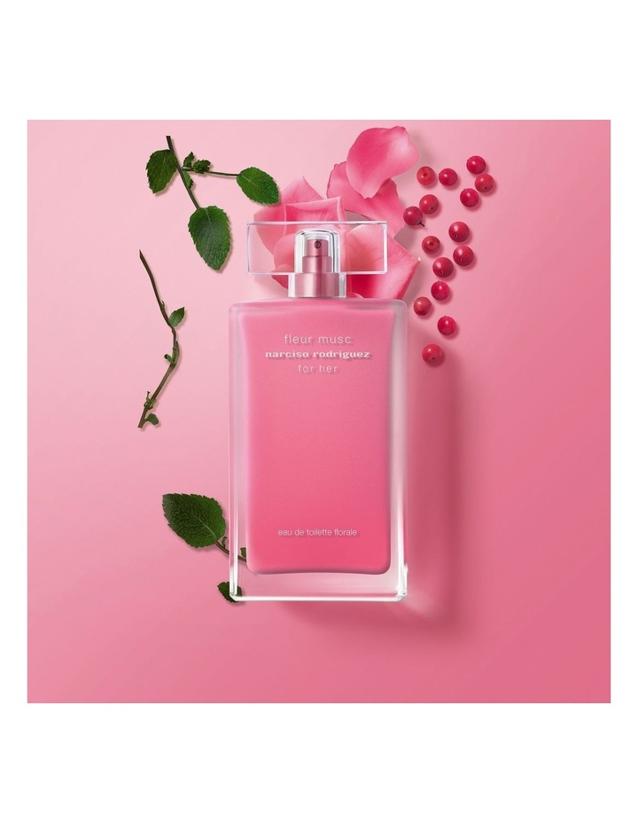 For Her Fleur Musc EDT Florale image 5