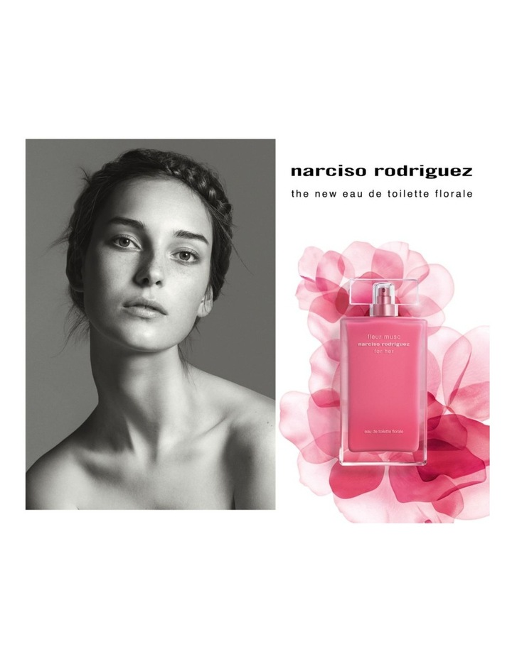 For Her Fleur Musc EDT Florale image 7