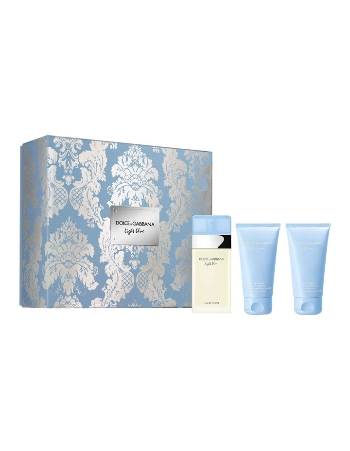 Light Blue EDT Christmas Gift Set image 1