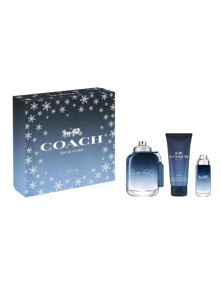 Man Blue EDT Christmas Gift Set image 1