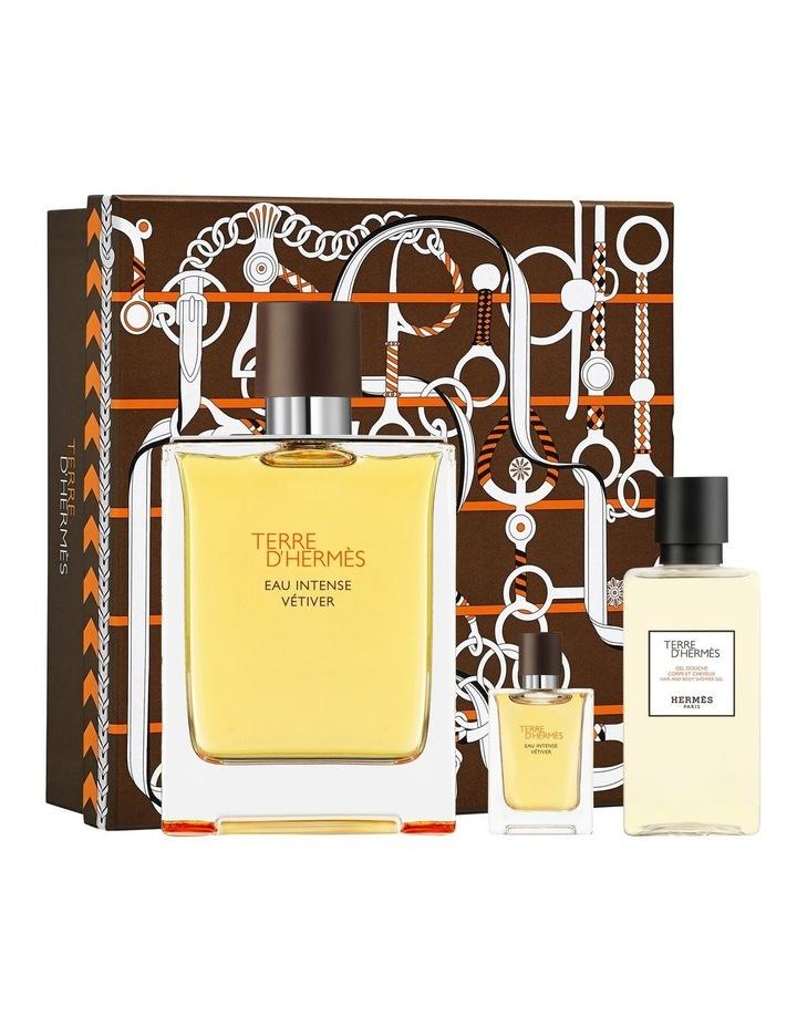 Terre d'Herms Eau Intense Vtiver Gift Set - Eau de Parfum - 100 ml image 1
