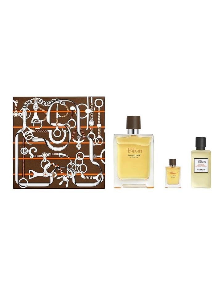 Terre d'Herms Eau Intense Vtiver Gift Set - Eau de Parfum - 100 ml image 2