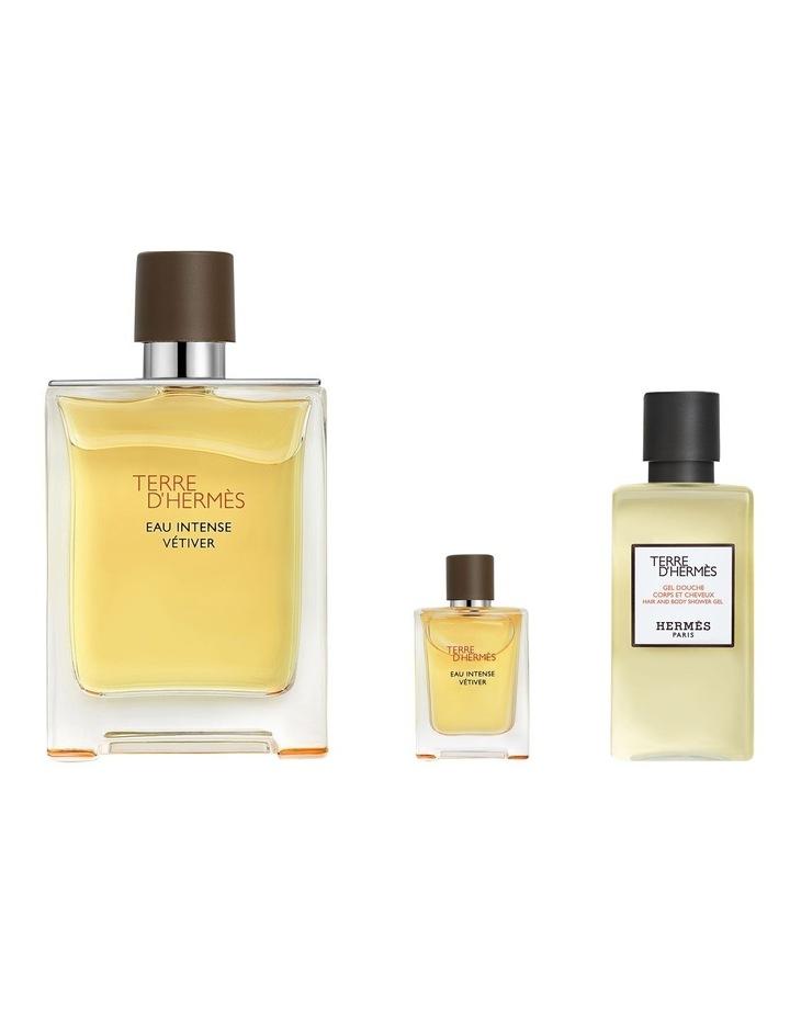 Terre d'Herms Eau Intense Vtiver Gift Set - Eau de Parfum - 100 ml image 3