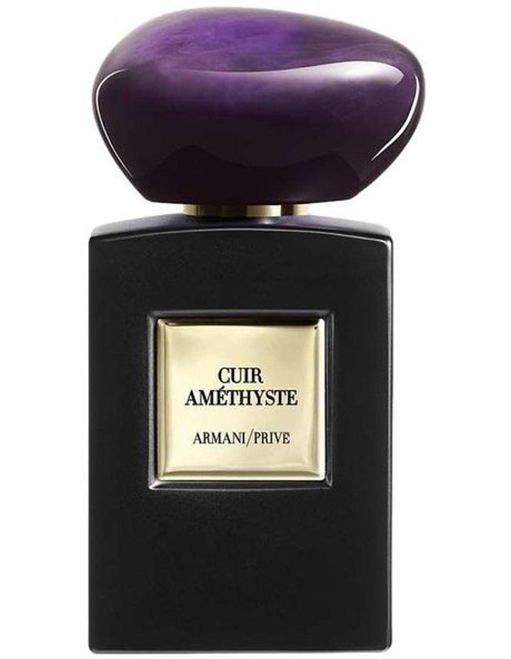 Armani Prive Cuir Amethyste Eau de Parfum 50ml image 1