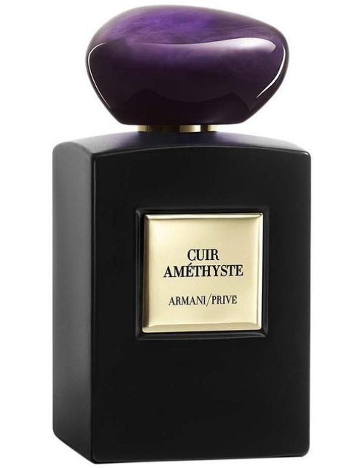 Armani Prive Cuir Amethyste Eau de Parfum 50ml image 2