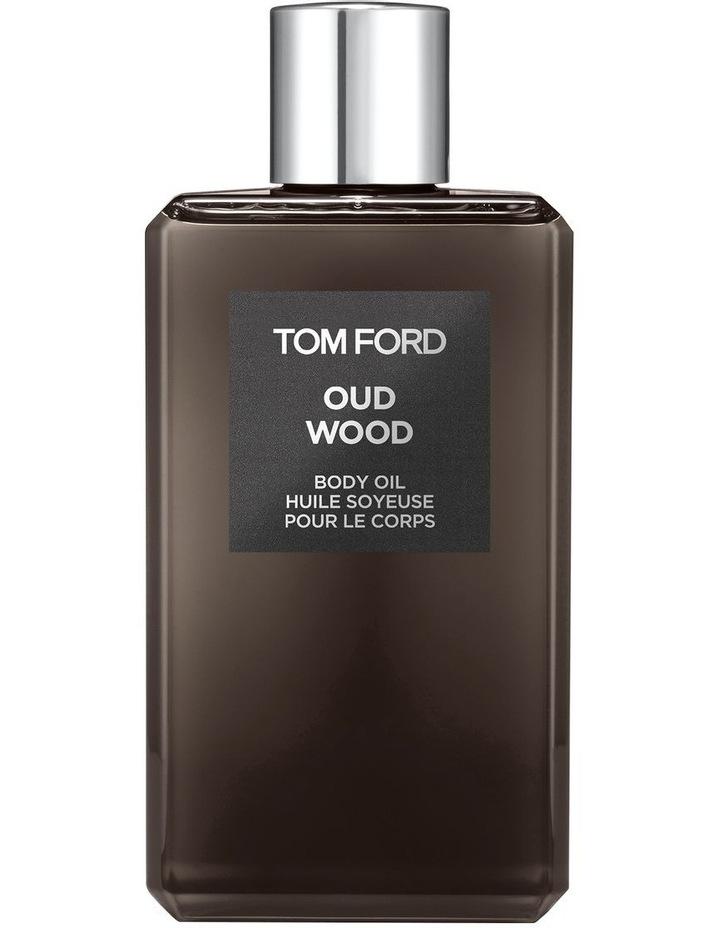 Oud Wood Body Oil image 1