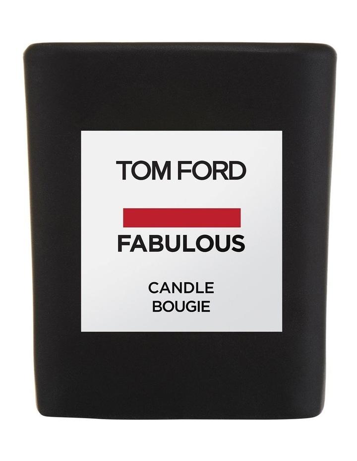 F Fabulous Candle image 1