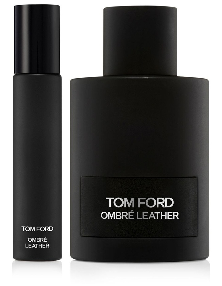 Ombre Leather 100ml & Travel Spray Set image 2
