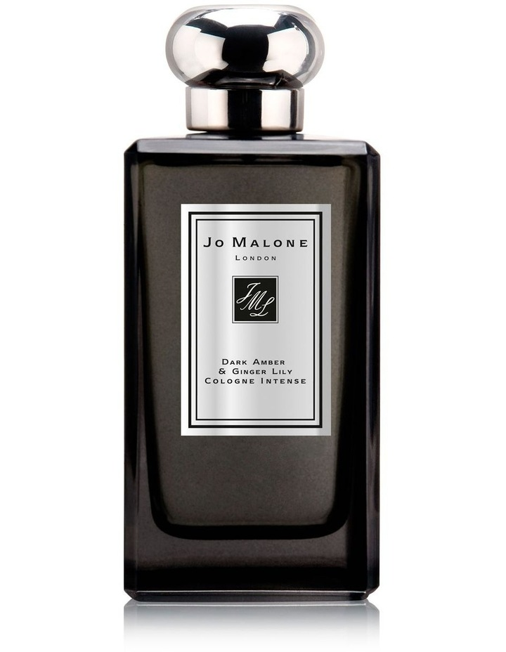 Dark Amber & Ginger Lily Cologne Intense 100ml image 1