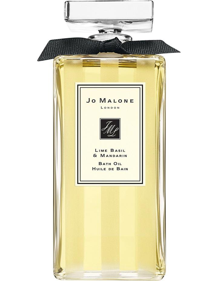 Lime Basil & Mandarin Bath Oil 200ml image 2