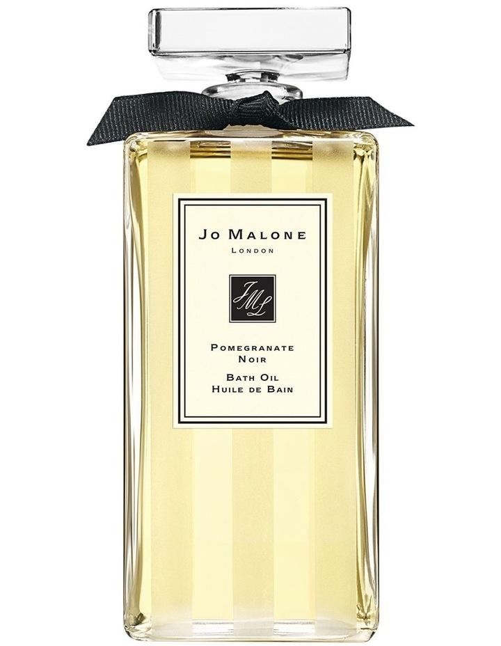 Glass Bottle - Pomegrante Noir - Decanter Bath Oil 200ml image 1