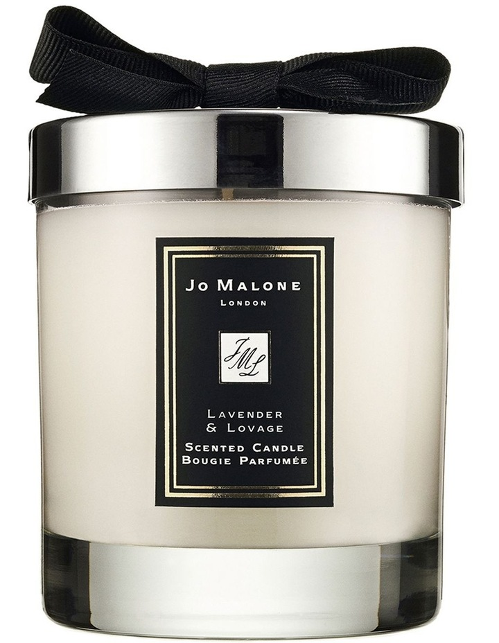 Lavender & Lovage Home Candle image 1