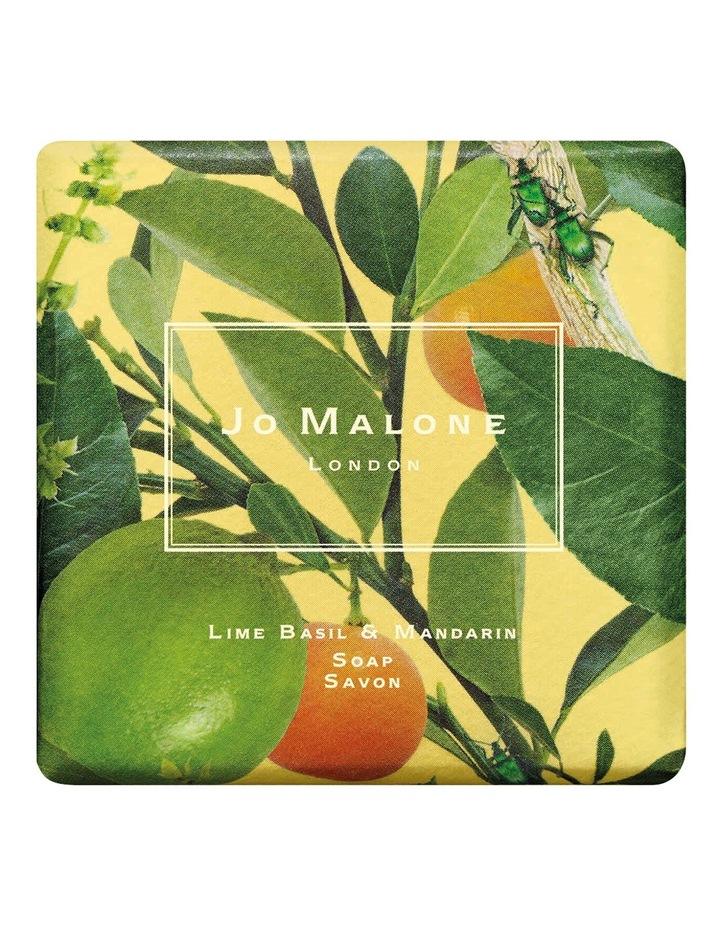 Lime Basil & Mandarin Soap image 1
