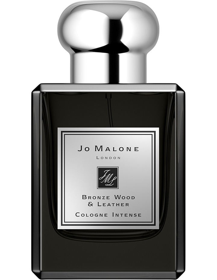 Bronze Wood & Leather Cologne Intense image 1