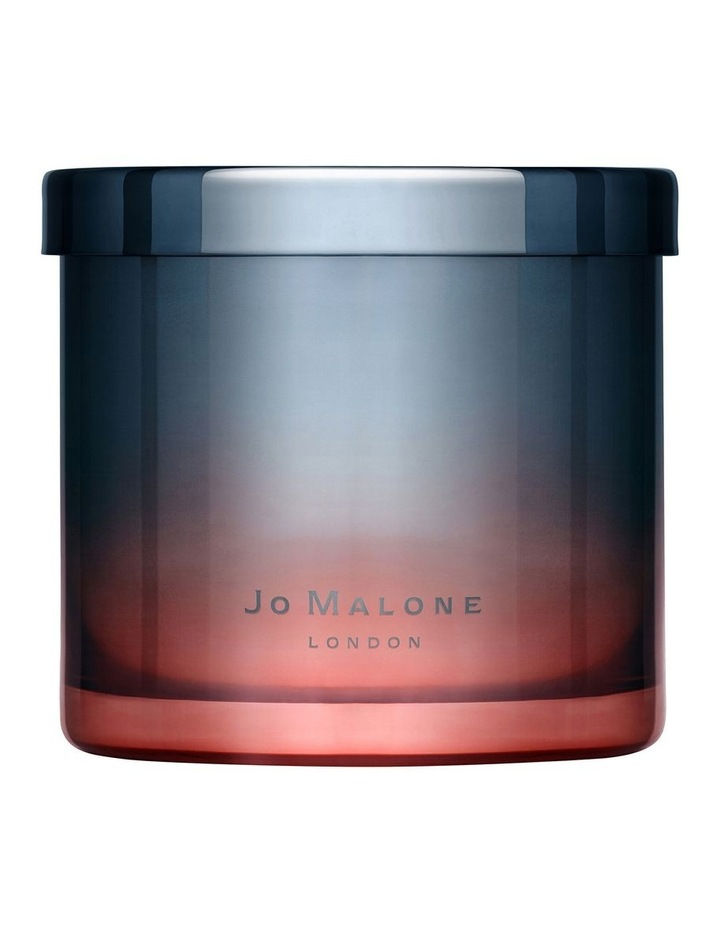 Pomegranate Noir and Peony & Blush Suede Fragrance Layered Candle image 1