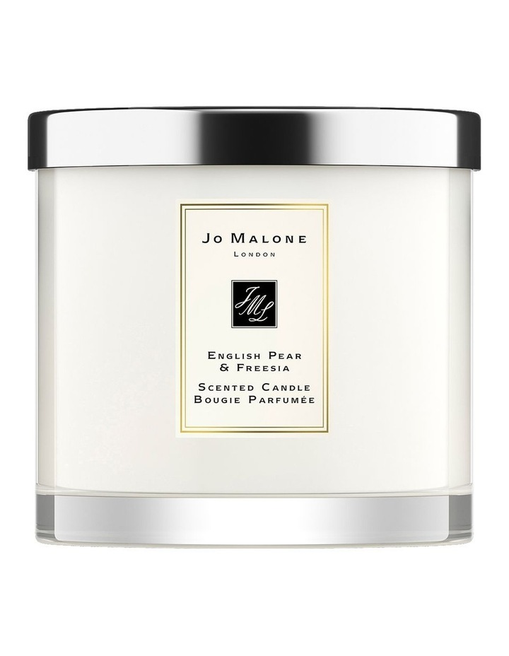 English Pear and Freesia Deluxe Candle image 1