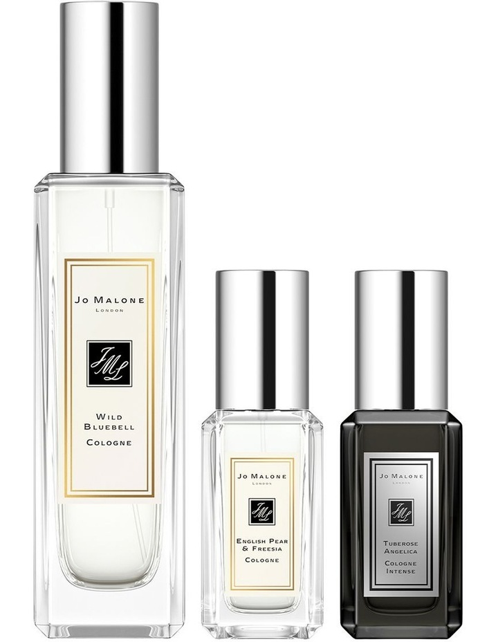Wild Bluebell Scent Layering Trio image 1