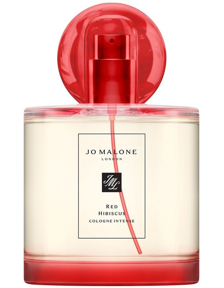 Red Hibiscus Cologne Intense image 1