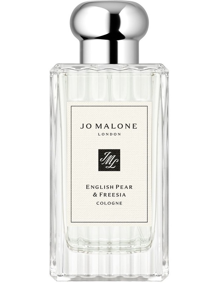 English Pear & Freesia Cologne  Fluted Bottle Edition image 1