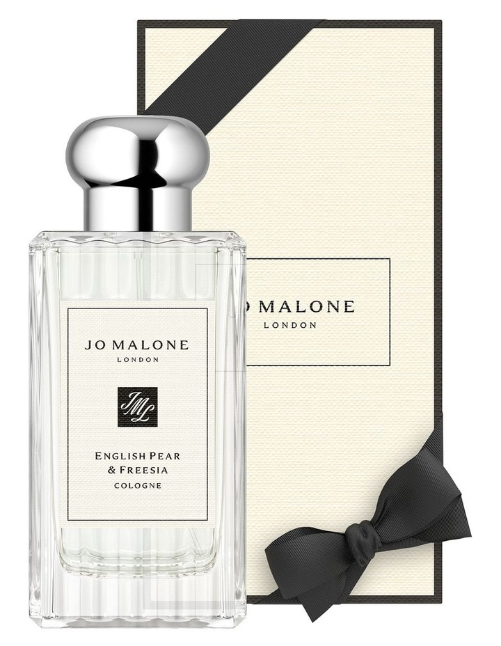 English Pear & Freesia Cologne  Fluted Bottle Edition image 2