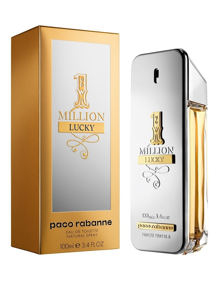 One Million Lucky EDT image 4