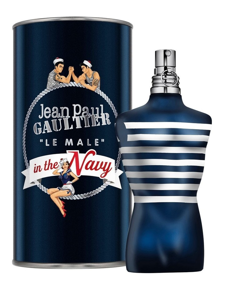 Le Male In The Navy Limited Edition EDT image 3