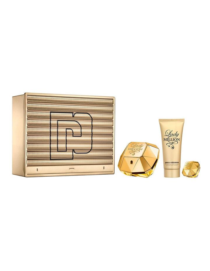 Lady Million EDP 80ml Gift Set image 1
