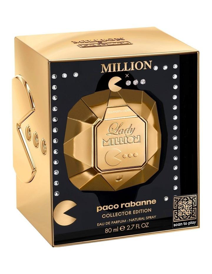 Lady Million Pacman Eau de Parfum 80ml Collector's Edition image 1