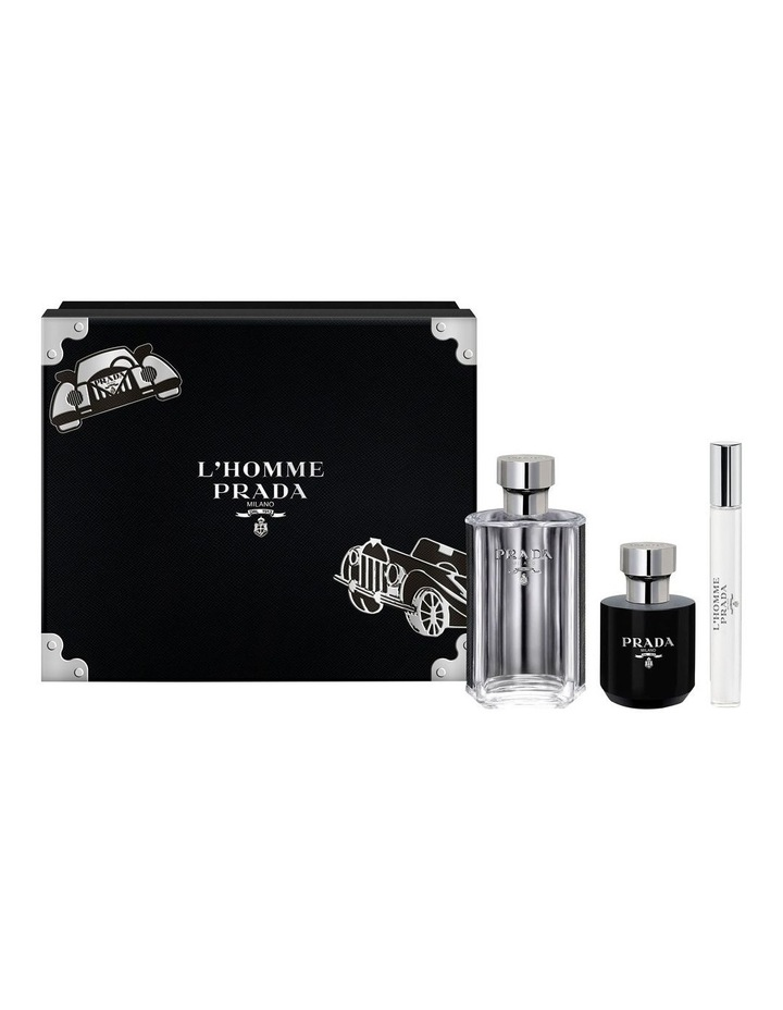 L'Homme EDT 100ml Gift Set image 1