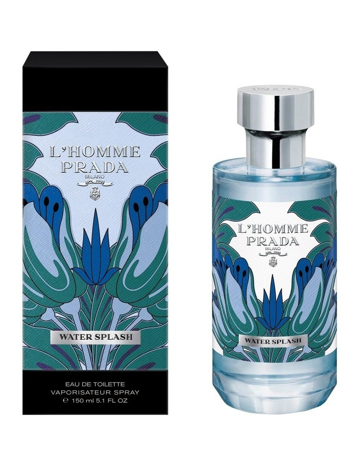 L'Homme L'Eau Water Splash Body Mist 150ml image 1