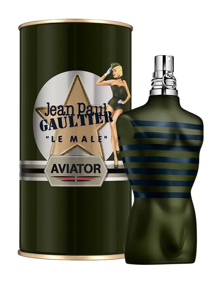 Collector Edition: Le Male Aviator 125ml image 1