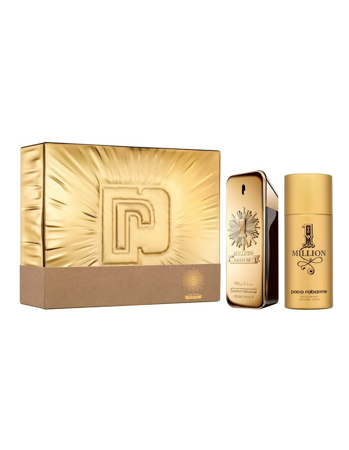 One Million Parfum EDP 100ml and Deodorant 150ml image 1