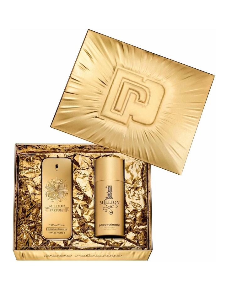 One Million Parfum EDP 100ml and Deodorant 150ml image 2