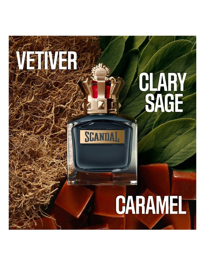 Scandal Pour Homme EDT Christmas Set image 4