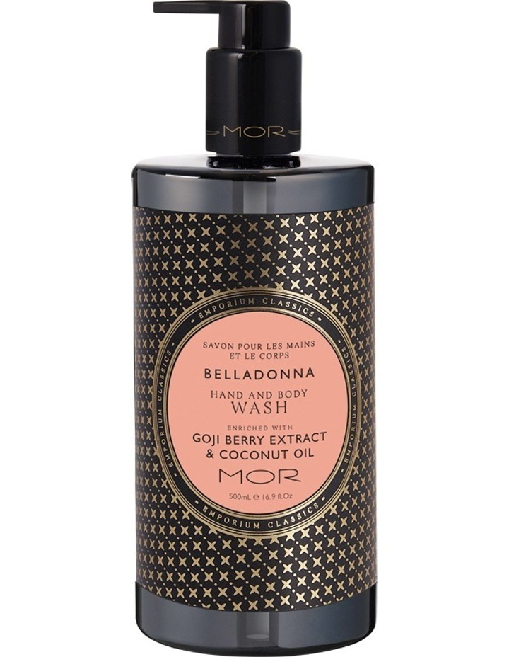 Hand & Body Wash 500Ml Belladonna image 1