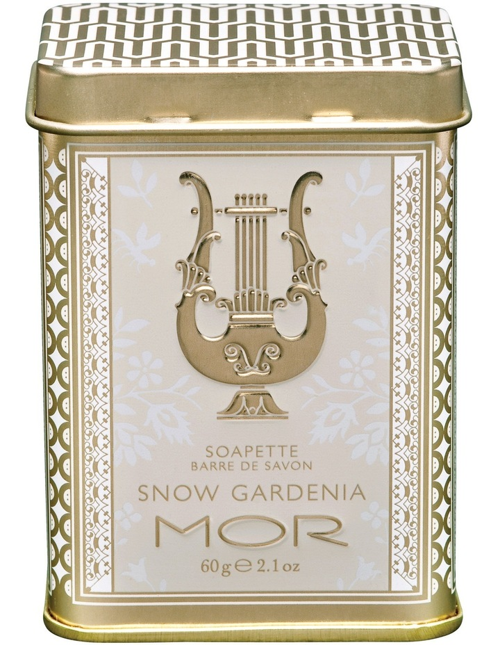 Little Luxuries Soapette 60g Snow Gardenia image 1
