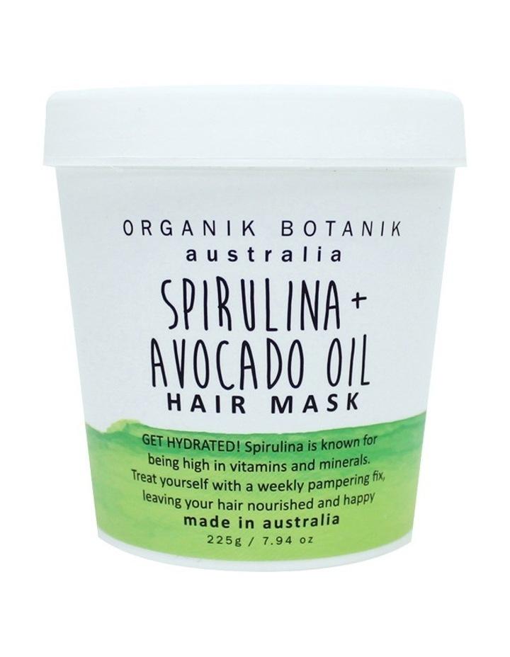 Hair Mask Spirulina Avocado Oil image 1