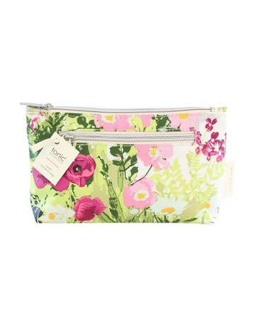 4cf932576734 Tonic Dawn Meadow Small Cosmetic Bag