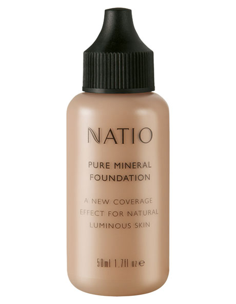 Pure Mineral Foundation image 1