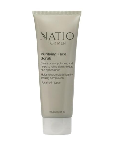 Purifying Face Scrub image 1