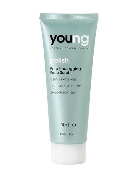 Young Pore Unclogging Face Scrub image 1