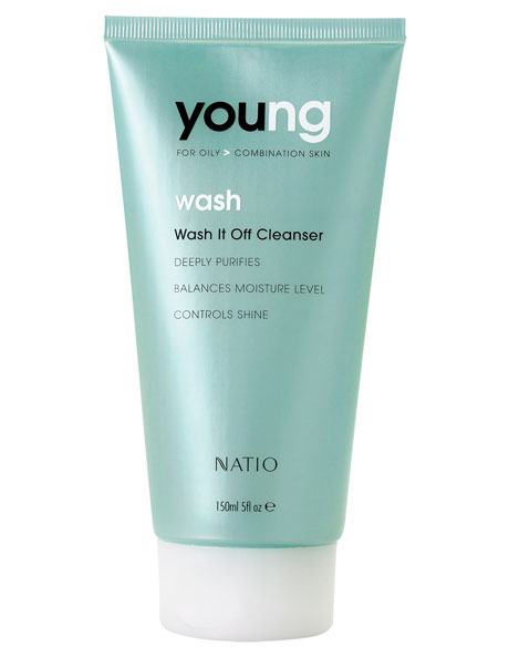 Young Wash It Off Cleanser image 1
