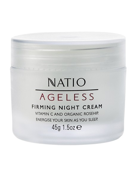 Ageless Firming Night Cream image 1