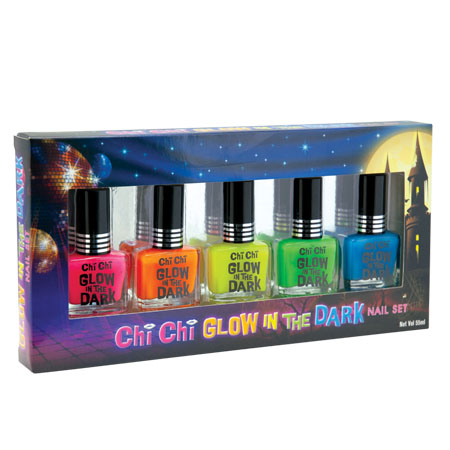 Glow In The Dark Nail Set image 1