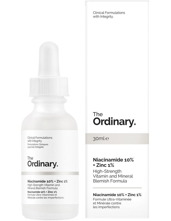 Niacinamide 10%   Zinc 1% image 1