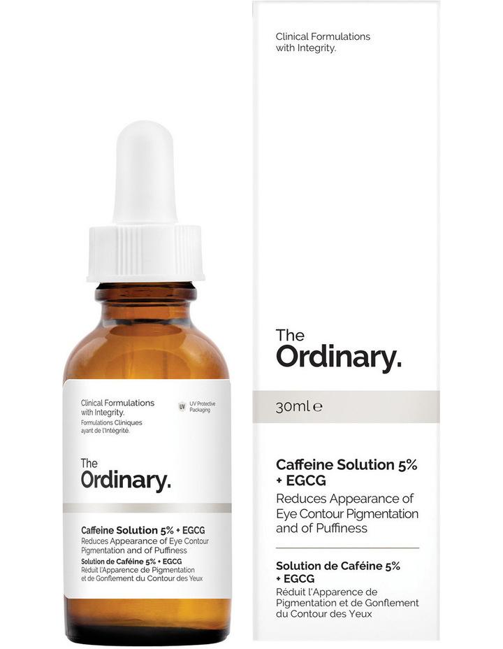 Caffeine Solution 5%   EGCG image 1