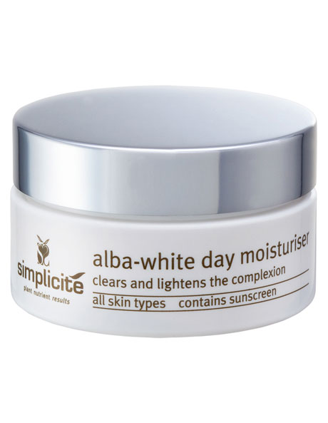 Alba White Day Moisturiser  All Skin Types image 1